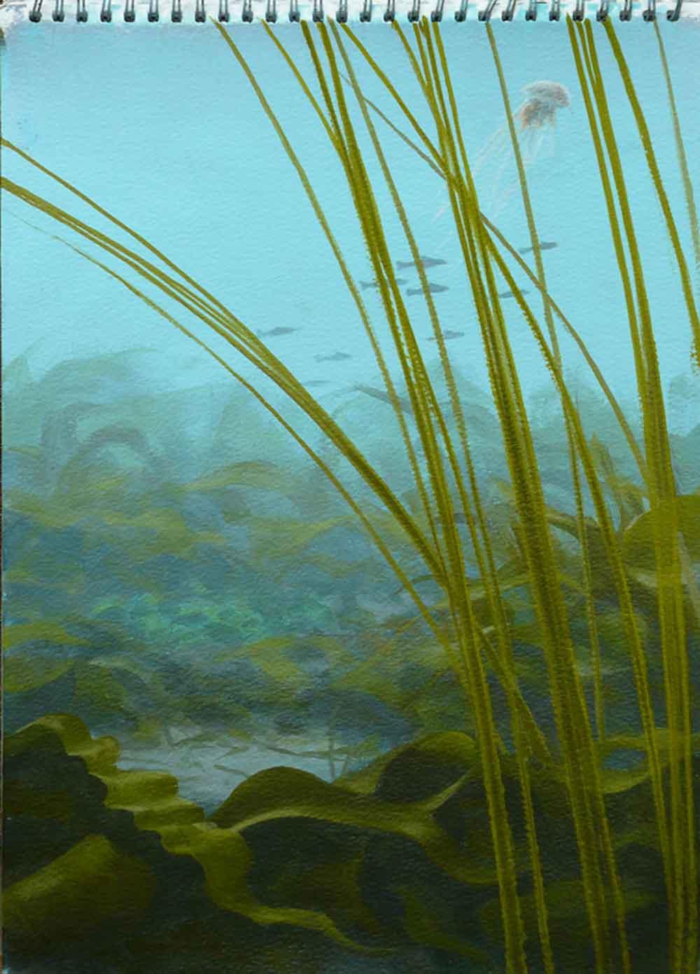 Farne-Islands-painting