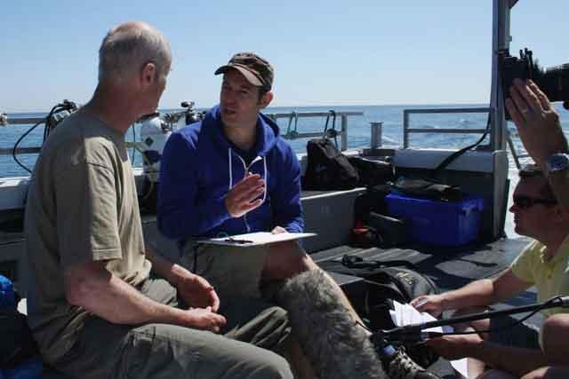 Pre-Dive-Interview